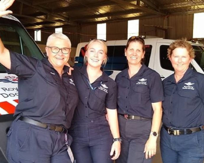 Supporting RFDS